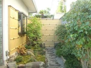ガーデンリフォーム工事 神戸市垂水区Ⅰ様邸